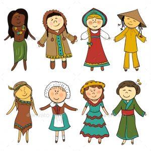 Mulheres do mundo
